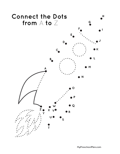 Number Names Worksheets dot to dot 1-20 : Connect The Dots Worksheets Numbers 1 20 - connect dots worksheets ...