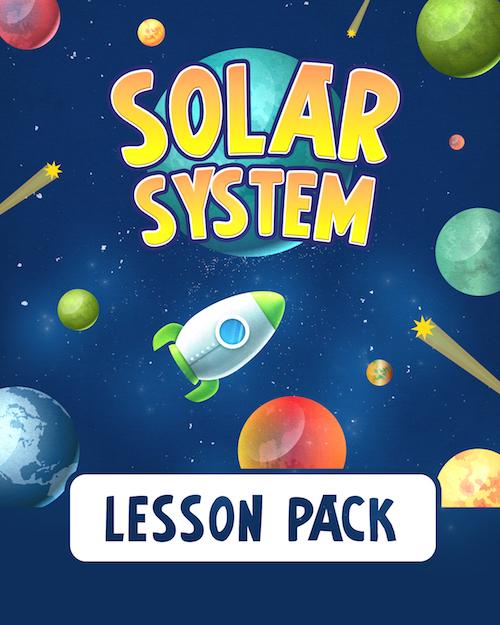 preschool lesson plan solar system - photo #28