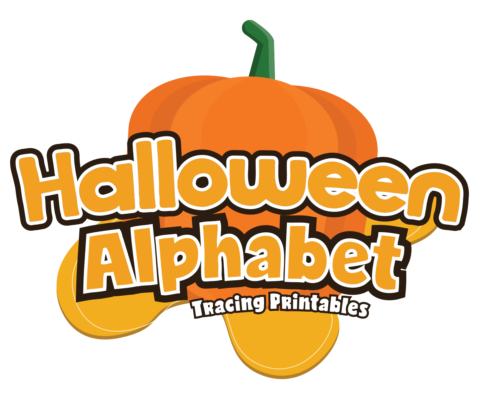 Uncategorized Halloween Letters Printable halloween alphabet letter tracing pack for preschoolers my claim your pack